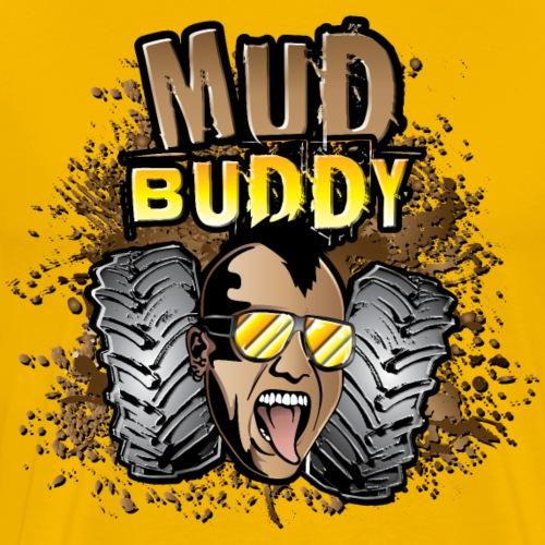Mud Buddy - Men's Premium T-Shirt