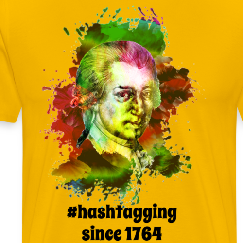 Hashtagging Since 1764 | Sharp Classical Music