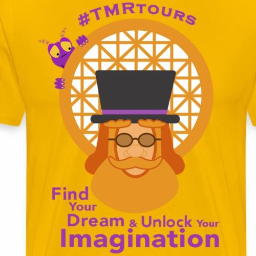 Finder of Dreams - TMR - Men's Premium T-Shirt