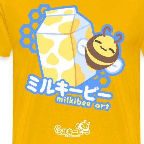 Milkibee Art - Men's Premium T-Shirt