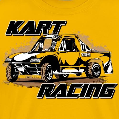 Modified JR2 Kart Racer - Men's Premium T-Shirt