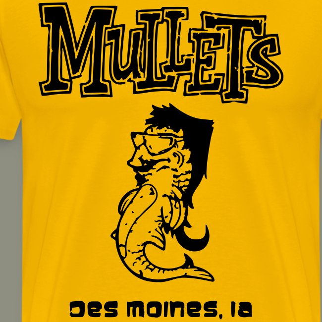 Mullets Color Series