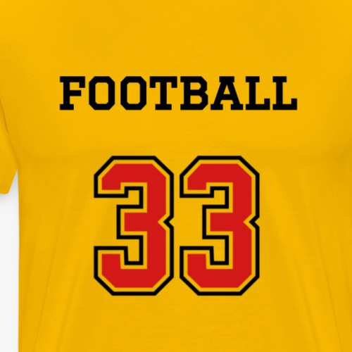 Football - 33
