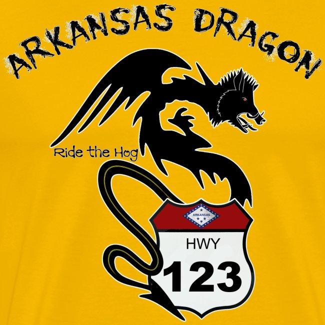 The Arkansas Dragon T-Shirt