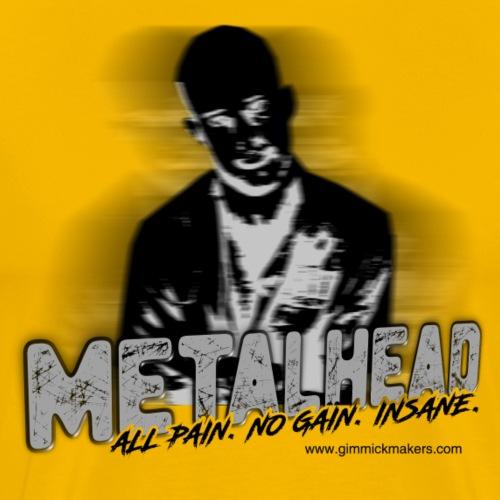 MetalHead - Men's Premium T-Shirt