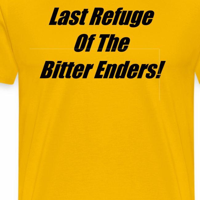 Last Refuge Of The Bitter Enders