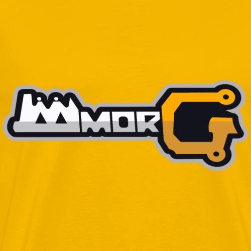 BmorgKeybladeText - Men's Premium T-Shirt