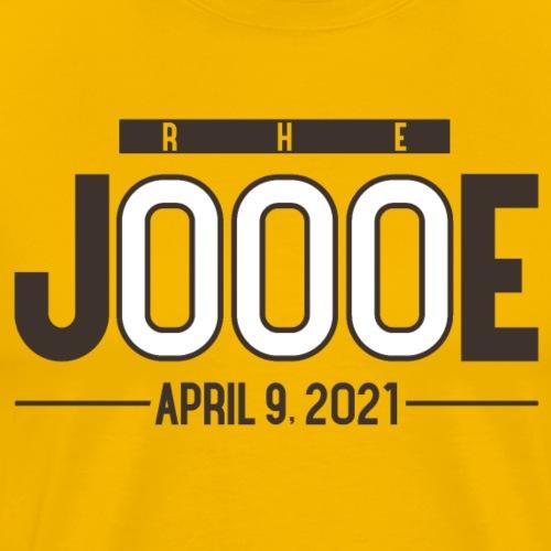 J000E No-Hitter (on Gold) - Men's Premium T-Shirt
