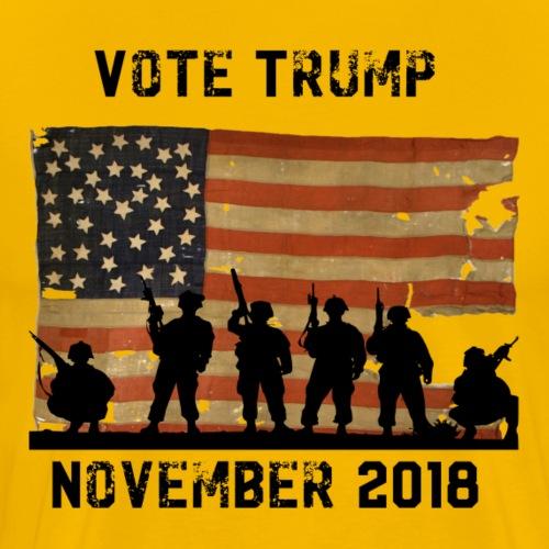 Vote Trump - Men's Premium T-Shirt