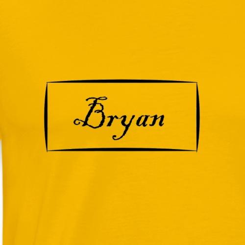 Bryan - Men's Premium T-Shirt