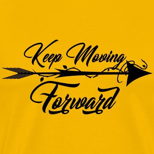 Keep Moving Forward - Men's Premium T-Shirt