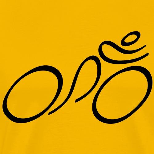 Olympic Cycling - Men's Premium T-Shirt