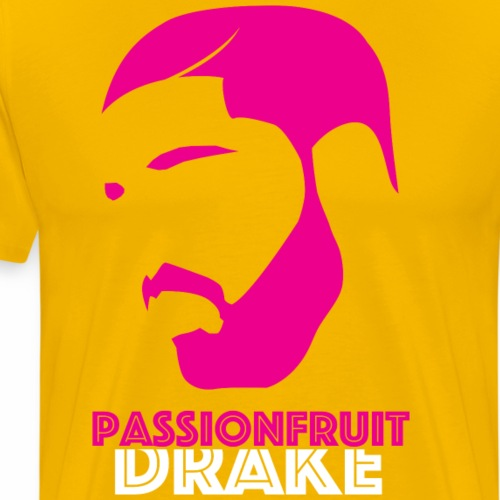 Drakes beard - Men's Premium T-Shirt