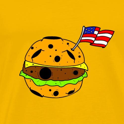 Moonburger - Men's Premium T-Shirt