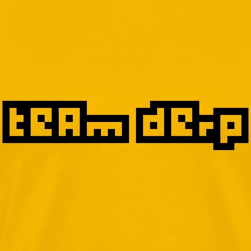 team derp - Men's Premium T-Shirt