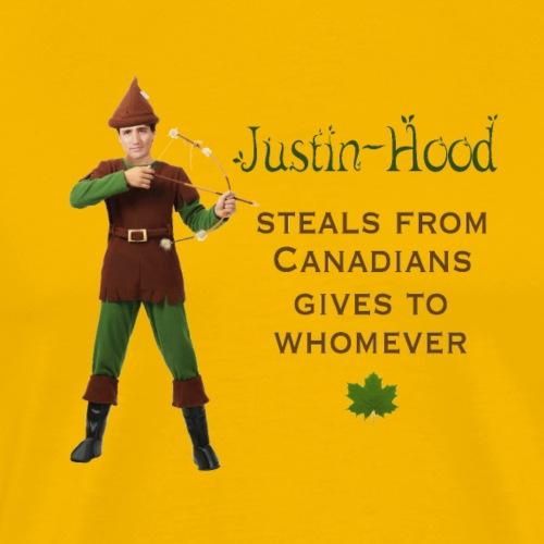 Justin Hood - Men's Premium T-Shirt