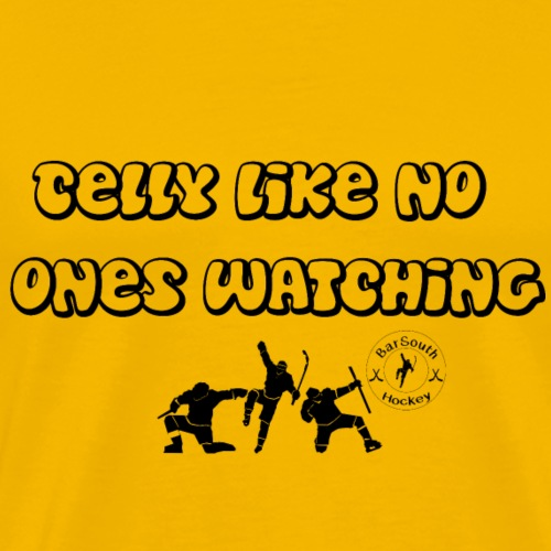 cellylike_no_ones_watching - Men's Premium T-Shirt