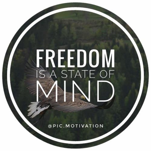 freedom of mind - Men's Premium T-Shirt