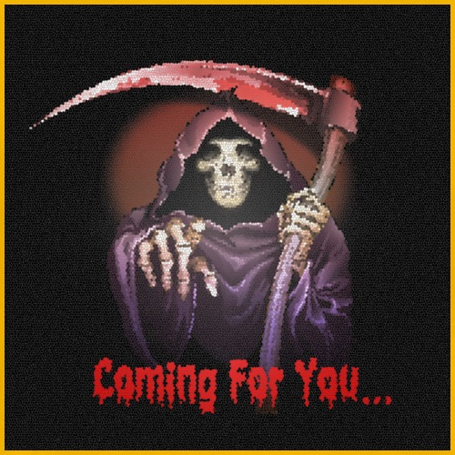 death Halloween Shirts - Men's Premium T-Shirt