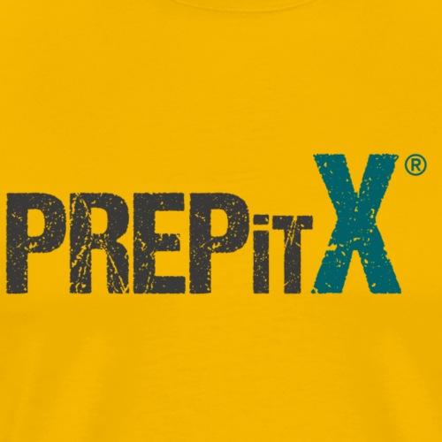 PREPitX logo - Men's Premium T-Shirt