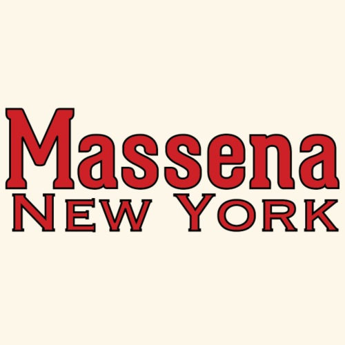 Massena New York - Men's Premium T-Shirt