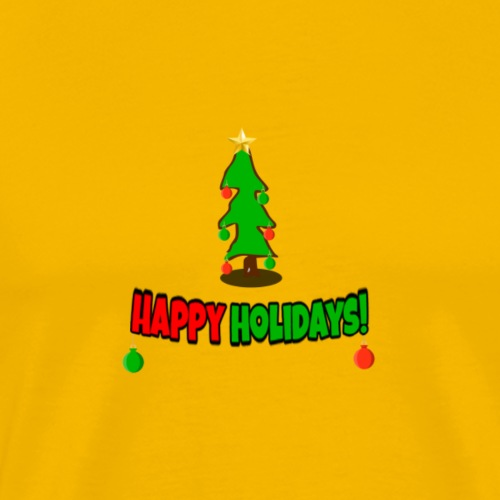 Happy Holidays TSC - Men's Premium T-Shirt