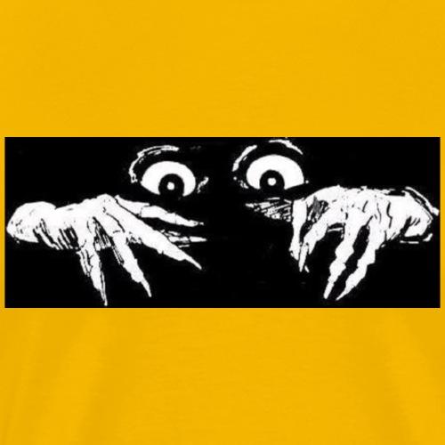 Spooky Eyes - Men's Premium T-Shirt