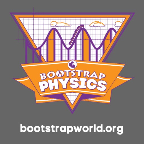 Bootstrap:Physics T-shirt - Men's Premium T-Shirt