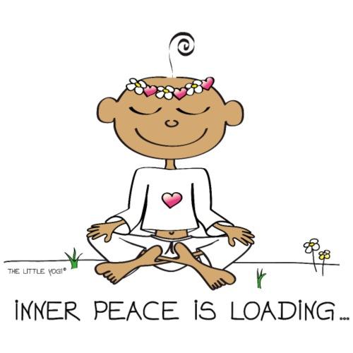 Inner Peace is Loading - Men's Premium T-Shirt