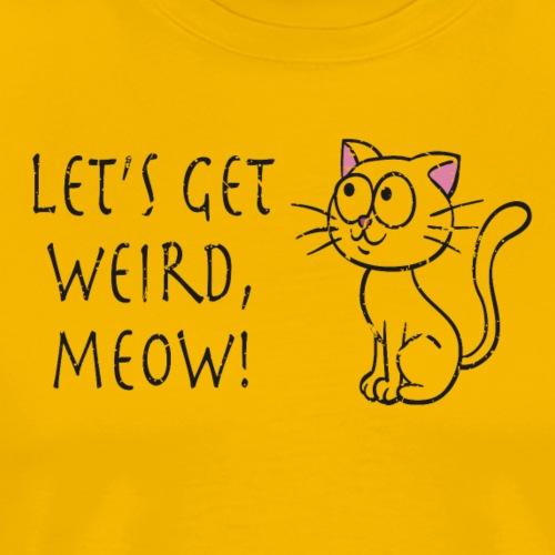 CE4_-_Weird - Men's Premium T-Shirt