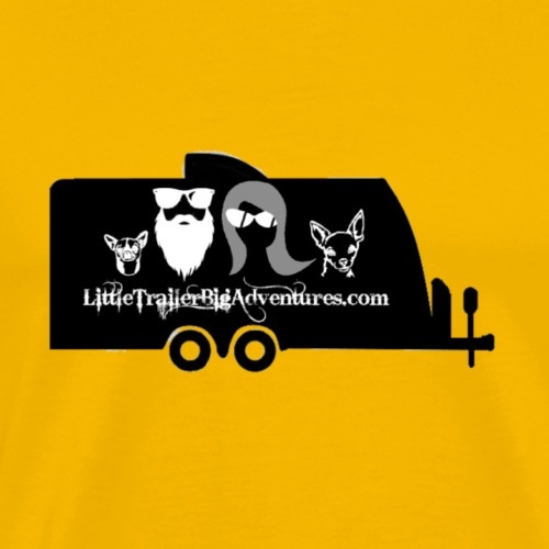 LTBA Trailer - Men's Premium T-Shirt