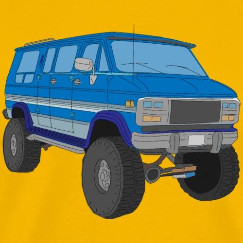 4x4 Van - Men's Premium T-Shirt