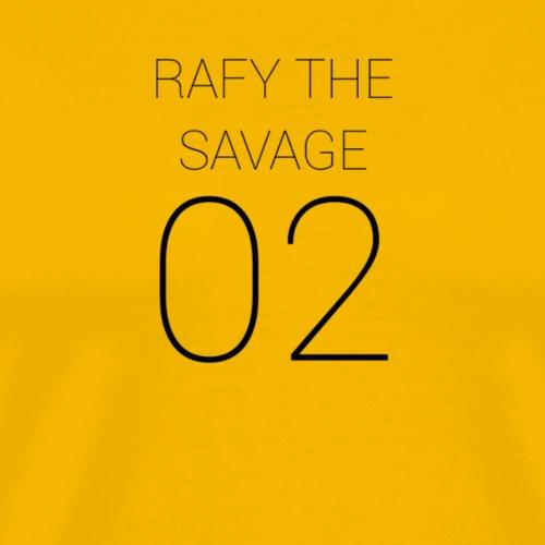 Rafy the savage 02 merch - Men's Premium T-Shirt