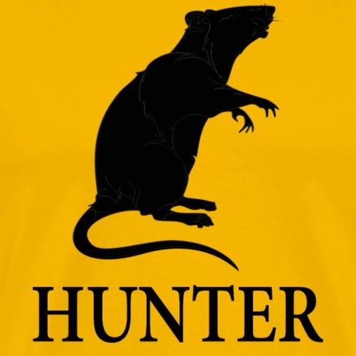 Rat Hunter - Men's Premium T-Shirt