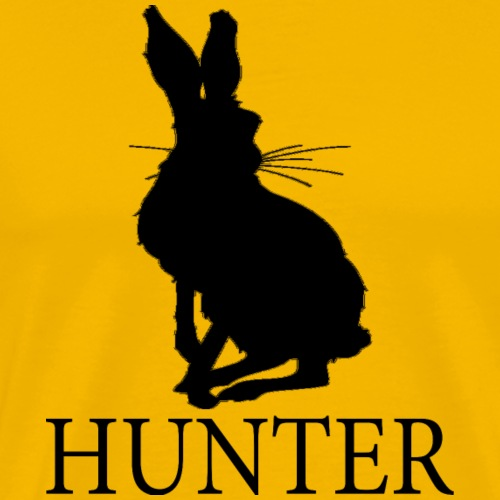 Hare Hunter - Men's Premium T-Shirt
