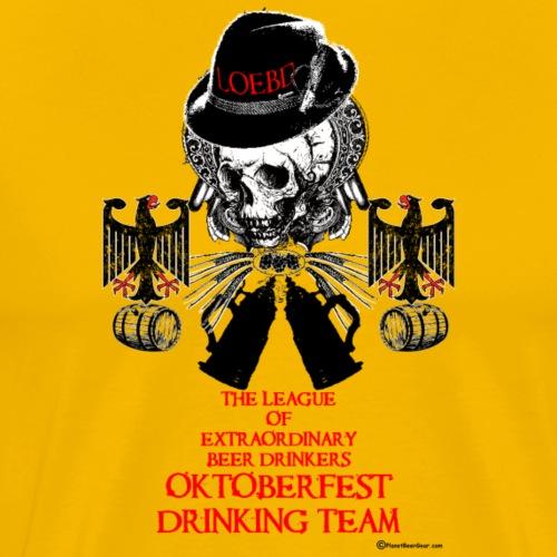 LOEBD Oktoberfest Drinking Team