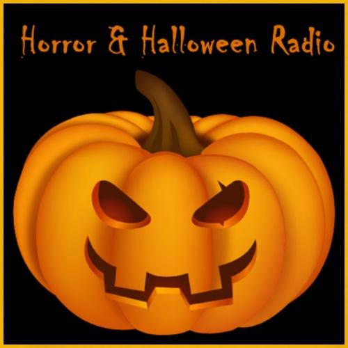 HHRN - Horror & Halloween Radio Logo - Men's Premium T-Shirt