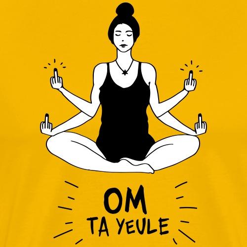 OMM - Men's Premium T-Shirt