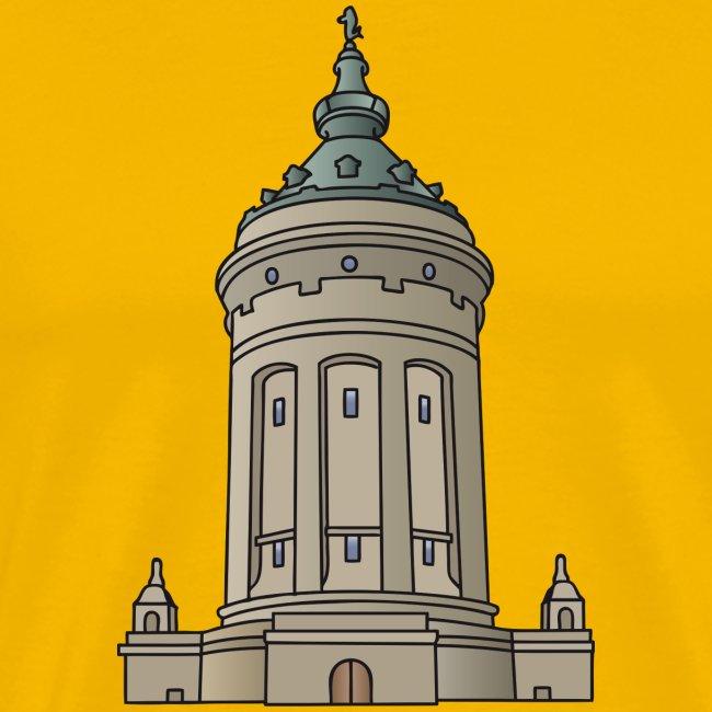 Mannheim water tower