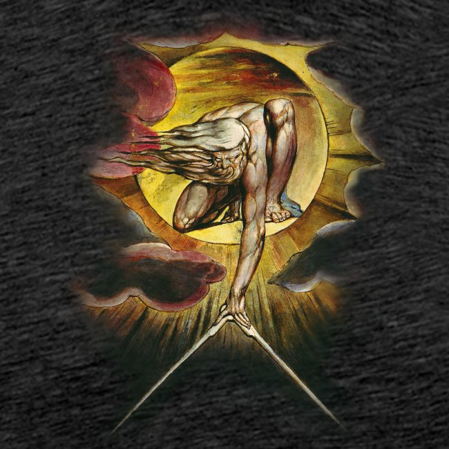 William Blake's The Ancient of Days