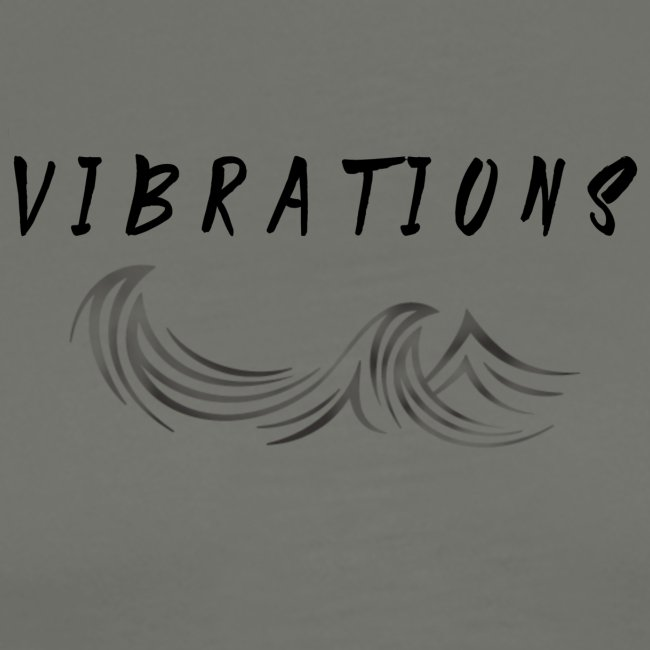 """""""Vibrations"""" Abstract Design"""