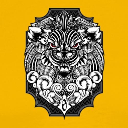 Maorian Wolf - Men's Premium T-Shirt