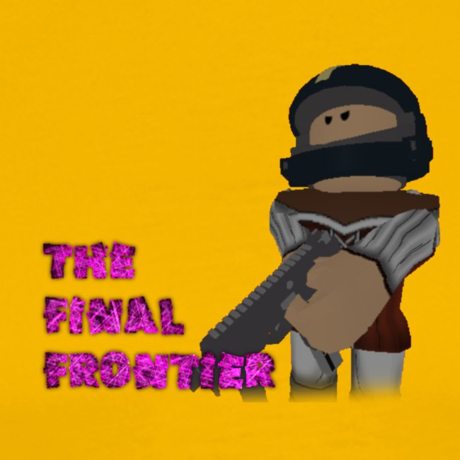 The Final Frontier Sports Items