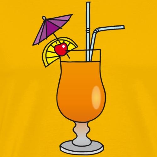Cocktail (fruity) - Men's Premium T-Shirt