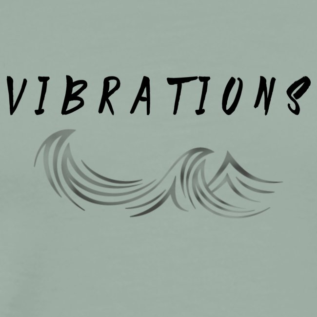 """Vibrations"" Abstract Design"