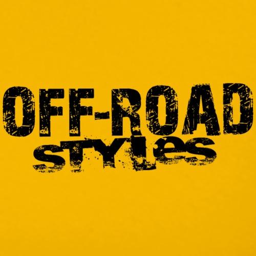Extreme Off-Road Racing Long Sleeve Shirts - Men's Premium T-Shirt