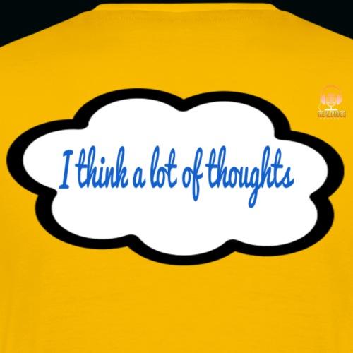 Thoughts - Men's Premium T-Shirt