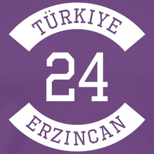 turkiye 24 - Men's Premium T-Shirt