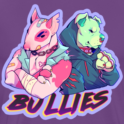 Bullies - Men's Premium T-Shirt