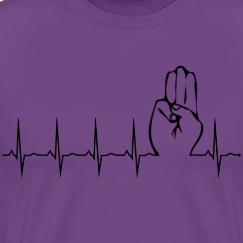Scout BEAT - T-shirt premium pour hommes